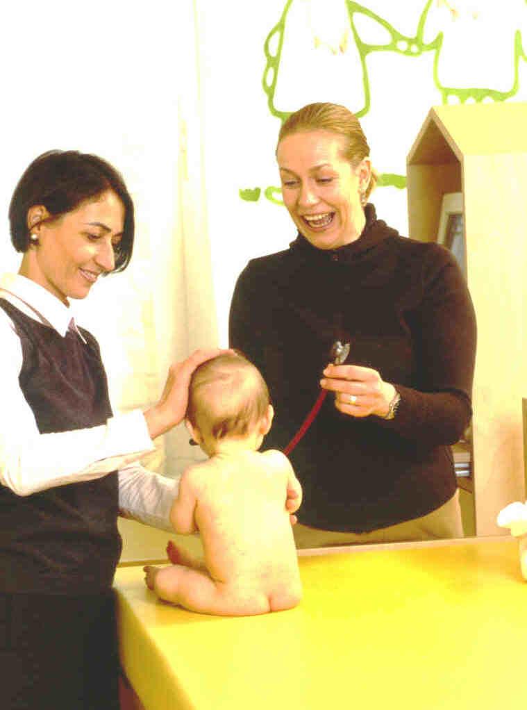 Bilder Kinderarztpraxis Duesseldorf